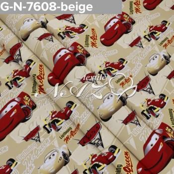 Комплект белья подростковый бязь 7608-beige фото 1