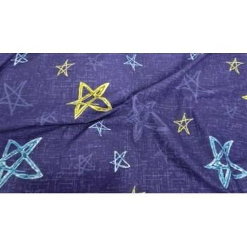 Постельное белье бязь с компаньоном Утренние Звезды на Небе фото 2