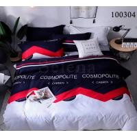 Постельное белье бязь люкс с компаньоном Космополит