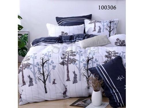 Постельное белье бязь с компаньоном Сказочный Лес 100306 от Selena в интернет-магазине PannaTeks