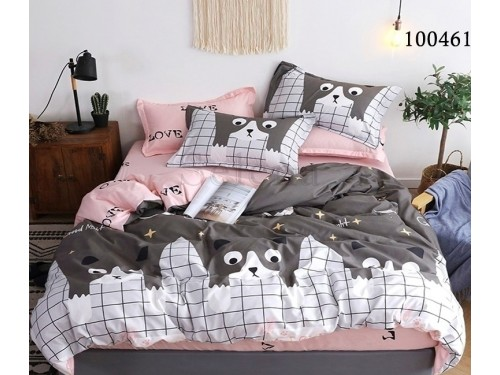 Детское постельное белье бязь люкс Кот Баюн 100461 от Selena в интернет-магазине PannaTeks