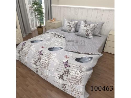 """Постельное белье бязь люкс с компаньоном """"Поэзия"""" 100463 от Selena в интернет-магазине PannaTeks"""