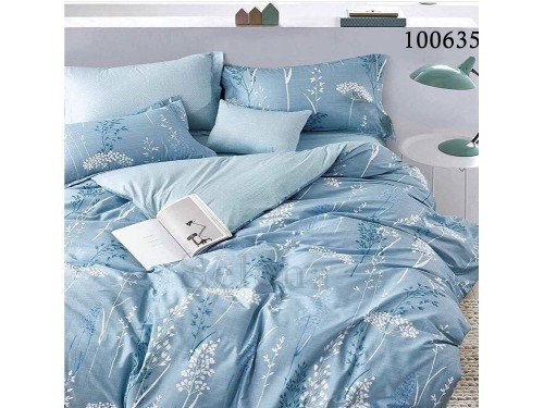 """Постельное белье бязь люкс с компаньоном """"Мурова"""" 100635 от Selena в интернет-магазине PannaTeks"""