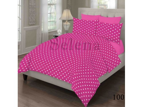"""Постельное белье бязь """"Горошек розовый"""" 100752 от Selena в интернет-магазине PannaTeks"""