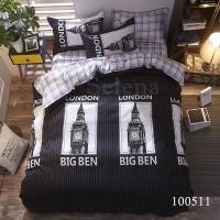 """Постельное белье бязь с компаньоном """"Big Ben"""""""
