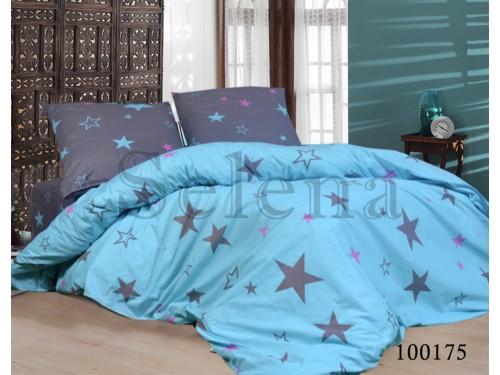 """Постельное белье бязь """"Цветные звезды"""" 100175 от Selena в интернет-магазине PannaTeks"""