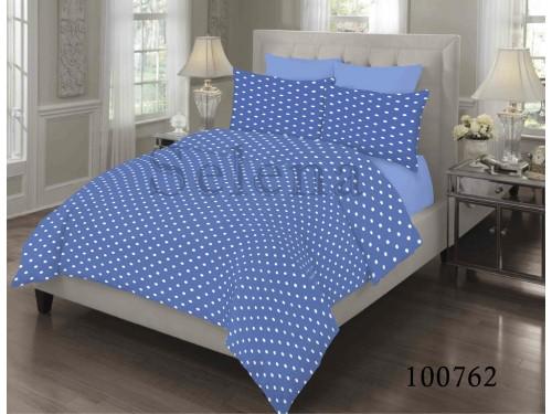 """Постельное белье бязь """"Горошек Blue"""" 100762 от Selena в интернет-магазине PannaTeks"""