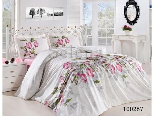 """Постельное белье бязь """"Лейла Pink"""" 100267 от Selena в интернет-магазине PannaTeks"""