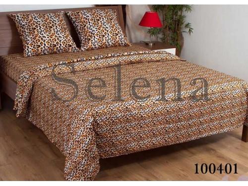"""Постельное белье бязь """"Леопардовая шкура"""" 100401 от Selena в интернет-магазине PannaTeks"""