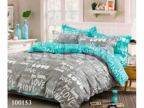 """Постельное белье бязь """"Love"""" 100153 от Selena в интернет-магазине PannaTeks"""