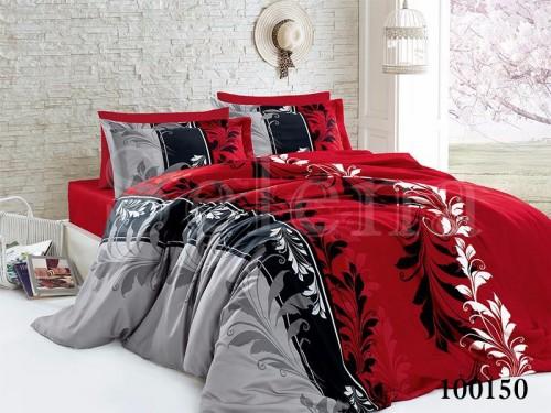 """Постельное белье бязь """"Триада red"""" 100150 от Selena в интернет-магазине PannaTeks"""