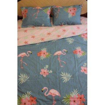 Комплект постельного белья бязь 7393-A-B фото 4