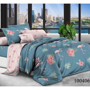 """Постельное белье бязь """"Фламинго"""" 100406 от Selena в интернет-магазине PannaTeks"""