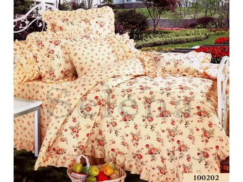 """Постельное белье бязь """"Жаклин"""" 100202 от Selena в интернет-магазине PannaTeks"""