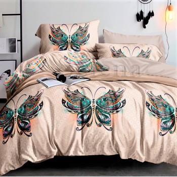 Постельное белье бязь light (лайт) Бабочка Восточная