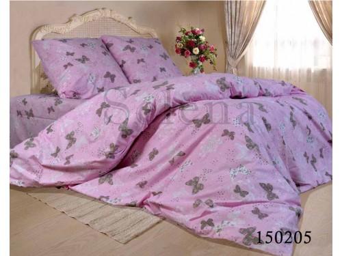 """Постельное белье бязь light """"Бабочки Pink"""" 150205 от Selena в интернет-магазине PannaTeks"""