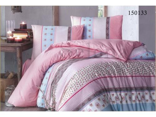 """Постельное белье бязь light """"Розовое утро"""" 150133 от Selena в интернет-магазине PannaTeks"""