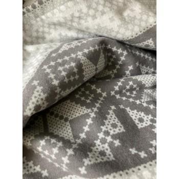 Постельное белье Selena фланель премиум «Северный Олень» фото 5