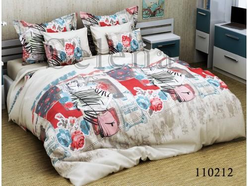 Детское постельное белье бязь Стильная Модница, 110212, Selena 110212 от Selena в интернет-магазине PannaTeks