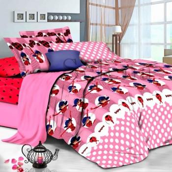 Детское постельное белье бязь голд Леди Баг 110219 от Selena в интернет-магазине PannaTeks