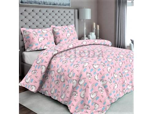 Детское постельное белье бязь голд Единорожки Pink 110220 от Selena в интернет-магазине PannaTeks