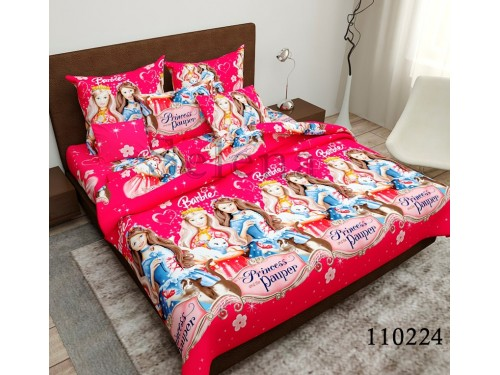 Детское постельное белье бязь голд Принцессы 110224 от Selena в интернет-магазине PannaTeks