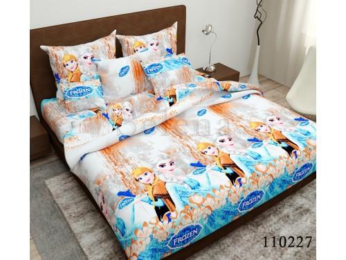 """Подростковое постельное белье бязь люкс """"Подружки"""" 110227 от Selena в интернет-магазине PannaTeks"""