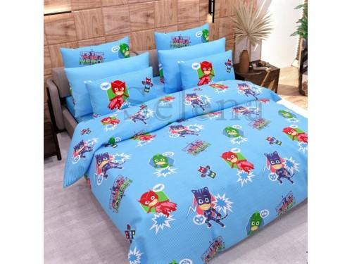 Детское постельное белье бязь голд Маски 110345 от Selena в интернет-магазине PannaTeks