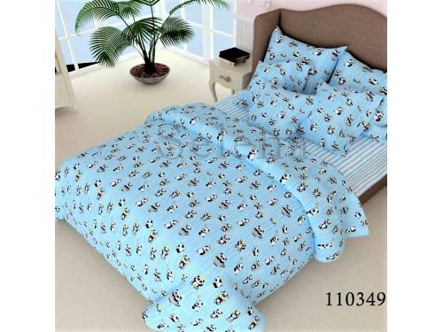 Детское постельное белье бязь голд Пандочки 110349 от Selena в интернет-магазине PannaTeks