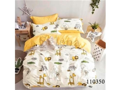 Детское постельное белье бязь голд Жирафики 110350 от Selena в интернет-магазине PannaTeks