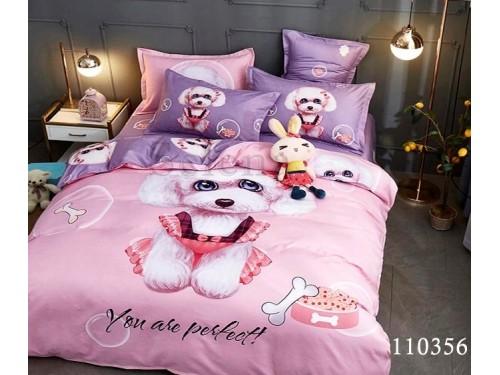 Детское постельное белье бязь люкс Puppy 110356 от Selena в интернет-магазине PannaTeks