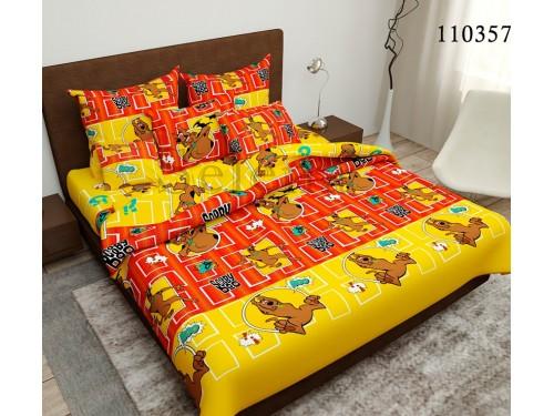 Детское постельное белье бязь люкс Лабиринт 110357  от Selena в интернет-магазине PannaTeks