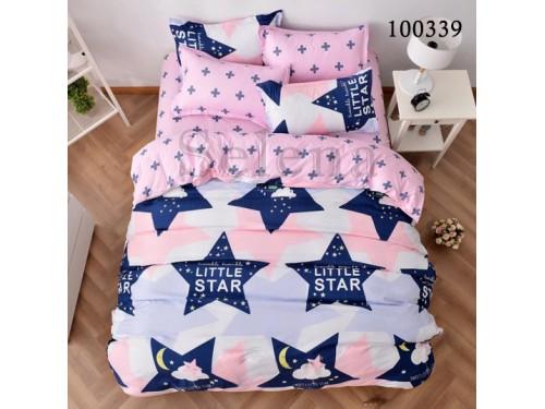Детское постельное белье бязь Little Star 100339 от Selena в интернет-магазине PannaTeks