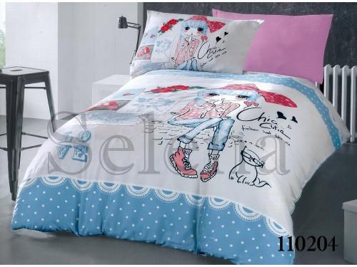 Детское постельное белье бязь Модница 110204 от Selena в интернет-магазине PannaTeks