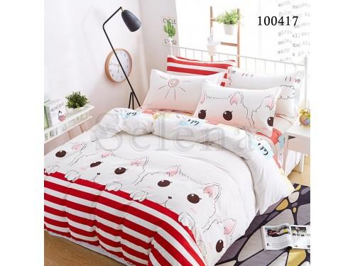 Детское постельное белье бязь Прятки 100417 от Selena в интернет-магазине PannaTeks