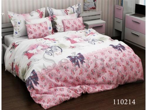 Детское постельное белье бязь Утренняя прогулка 100214 от Selena в интернет-магазине PannaTeks
