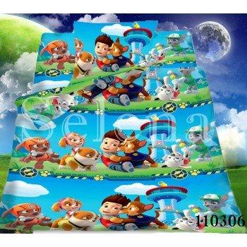 Детское постельное белье бязь Щенячий Патруль 110306 от Selena в интернет-магазине PannaTeks