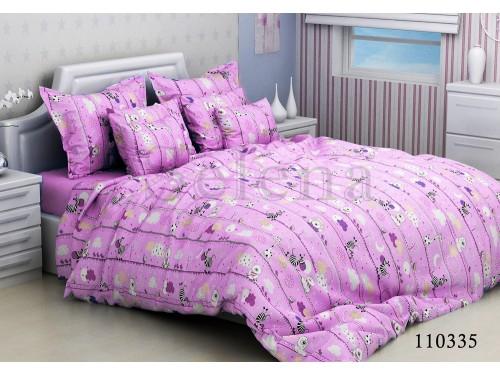 """Комплект подростковый бязь """"Зебры Pink"""" 110335 от Selena в интернет-магазине PannaTeks"""
