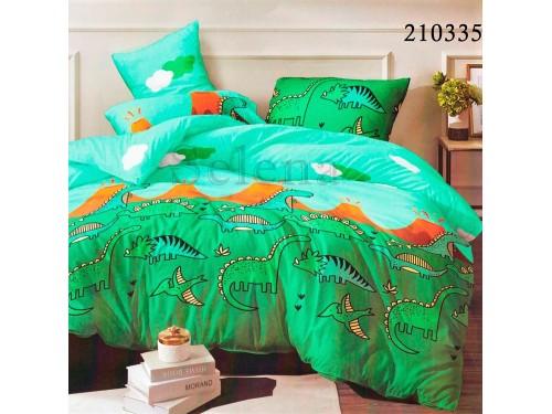 Детское постельное белье ранфорс Забавные Зверята 210335 от Selena в интернет-магазине PannaTeks