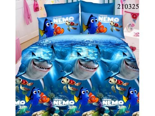 """Комплект подростковый ранфорс """"Nemo"""" 210325 от Selena в интернет-магазине PannaTeks"""