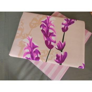Постельное белье сатин с компаньоном Майская Лаванда фото 2