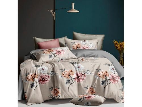 Комплект постельного белья из сатина Осенний букет 300190 от Selena в интернет-магазине PannaTeks