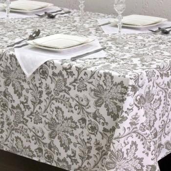 Тефлоновая скатерть на кухонный стол Шаде