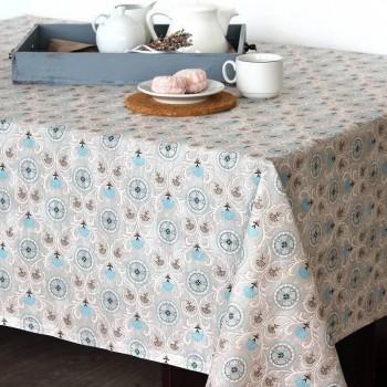 Тефлоновая скатерть на кухонный стол Мариса