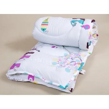 Гипоаллергенное детское одеяло в кроватку LOTUS - KITTY фото 5