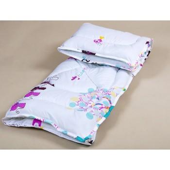 Гипоаллергенное детское одеяло в кроватку LOTUS - KITTY фото 2