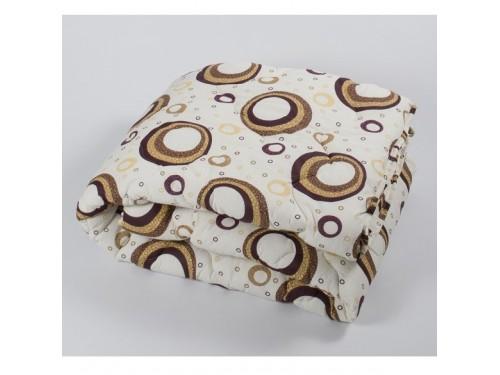 Одеяло Lotus - Colour Fiber Indi кофе 2000022190398 от Lotus в интернет-магазине PannaTeks