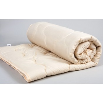 Одеяло Lotus - Comfort Wool бежевое фото 1