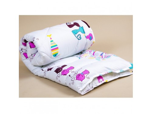 Гипоаллергенное детское одеяло в кроватку LOTUS - KITTY 2000022092906 от Lotus в интернет-магазине PannaTeks