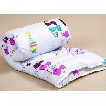 Гипоаллергенное детское одеяло в кроватку LOTUS - KITTY